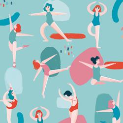 estampado ballet 2021