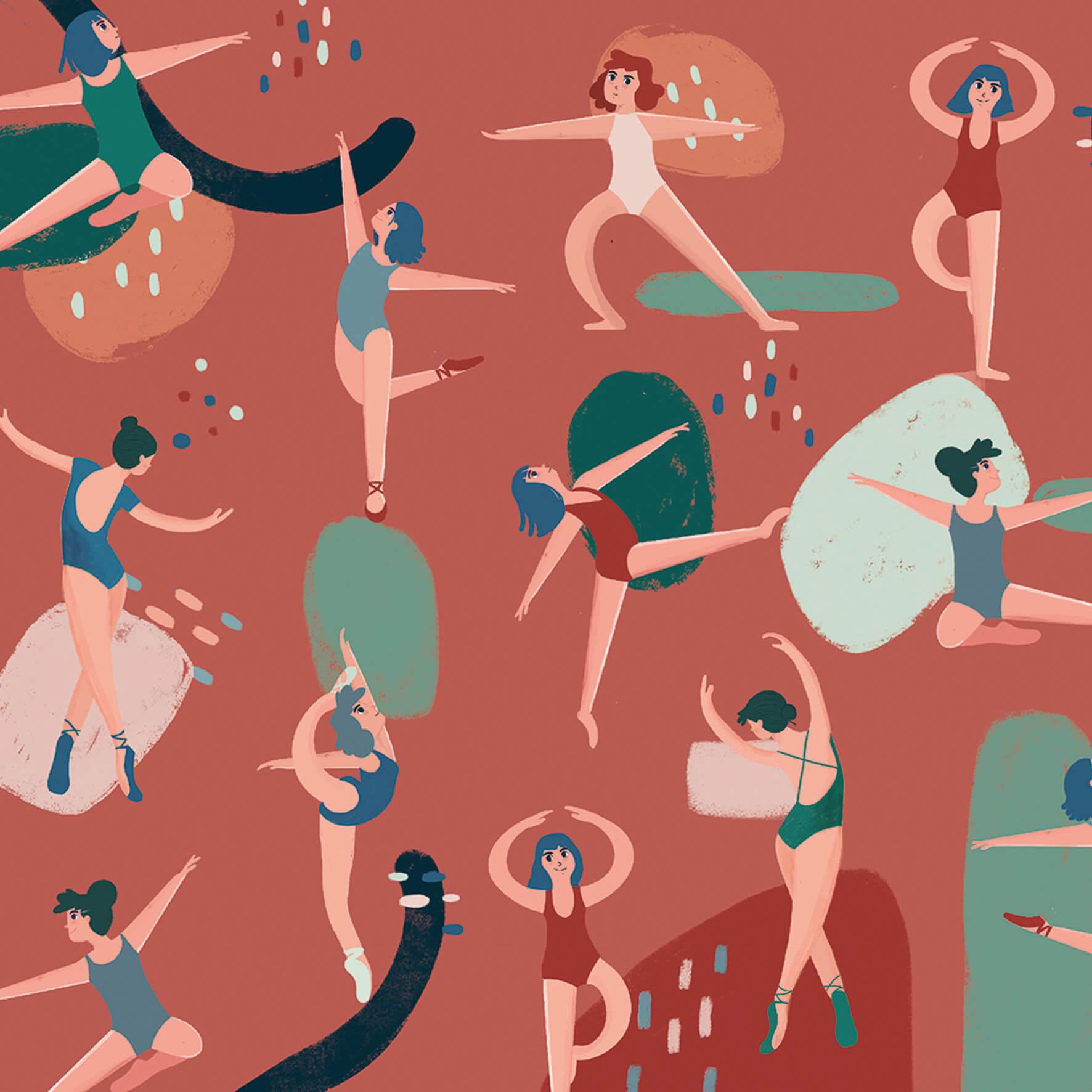 Mon Collection Ballet 2019