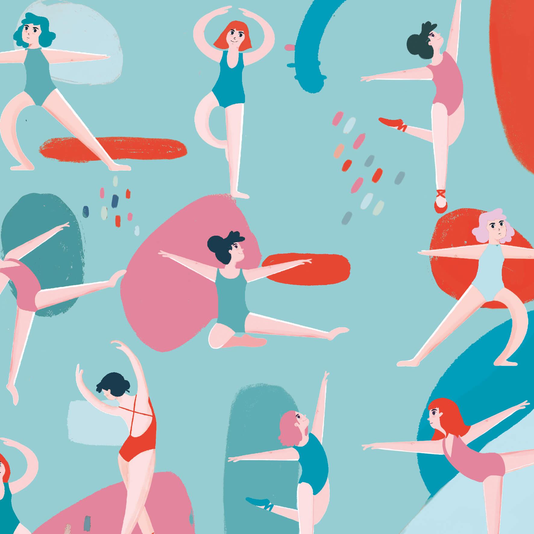 Mon Collection Ballet 2020